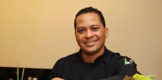 Sención López, Chef Ejecutivo, Crowne Plaza Santo Domingo